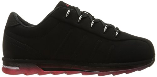 Black Fashion Men's Red Mars Clear Sneaker Changeover Ice Lugz qXwawf