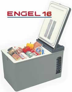 Engel MT17F-U1 AC/DC Portable Dual Voltage Fridge & Freezer 16 Qt