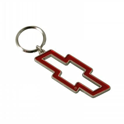 Amazon.com : Motorhead Products MH-0050 Chevy Bowtie Key ...