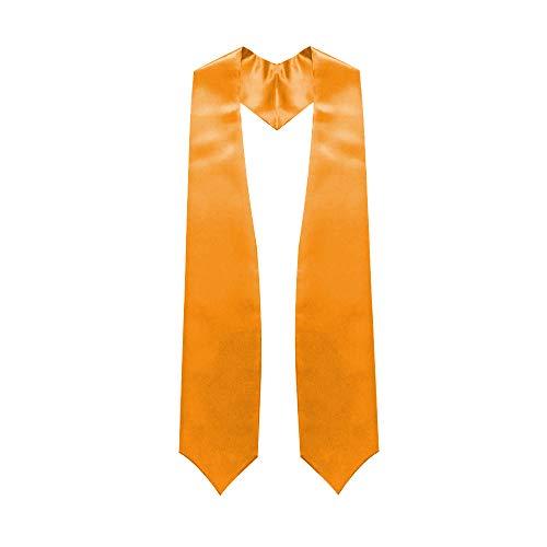 - Graduation Stole (Orange)