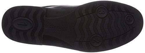 Ganter Greg Breed G Mannen Derby Lace Up Brogues Veelkleurige (black 0100)