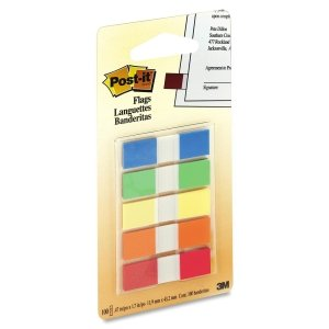 Post It Flags 1.5x2 Size Ea Post It Flags 1.5x2