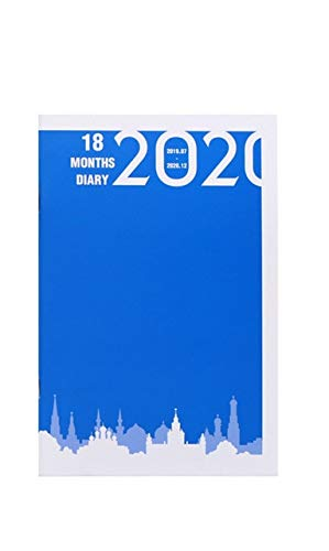 YNIME Cuaderno Agenda 2019 2020 Agenda Planificador Boletín ...