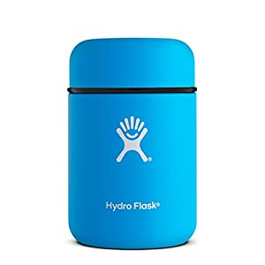 Hydro Flask 12 oz Double Wall Vacuum Insulated Stainless Steel BPA Free Food Flask / Thermos, Pacific