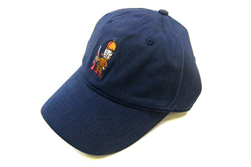 Warner Bros. Men's Looney Tunes Elmer Fudd Baseball Cap, Navy, One Size