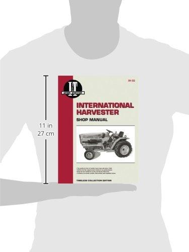 International Harvester Shop Manual Series 234,234Hydro,244&254 (I & T Shop Service)