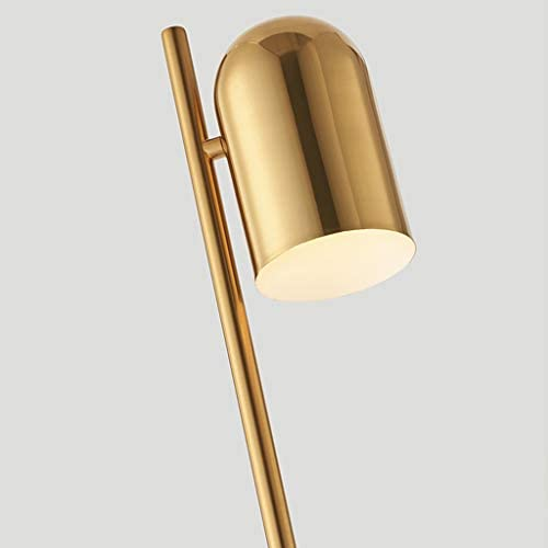 Modern Living Room Floor Lamp Bedroom Study Dining Room Simple Wrought Iron Crystal Lamp