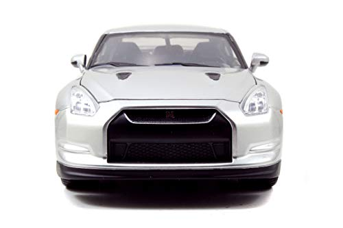 Fast & Furious '09 Nissan R35 Vehicle 1:24 Diecast By Jada Toys 3