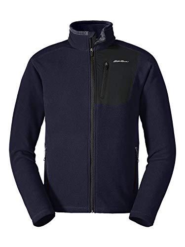Eddie Bauer Men's Cloud Layer Pro Full-Zip Jacket, Atlantic Regular XXL