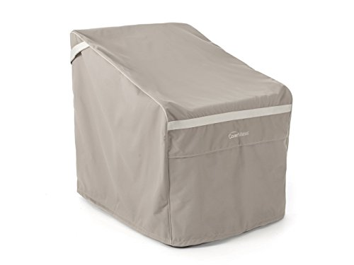 CoverMates – Outdoor Chair Cover – 34W x 40D x 40H – Prestige Collection – 7 YR Warranty – Year Around Protection - Clay by CoverMates
