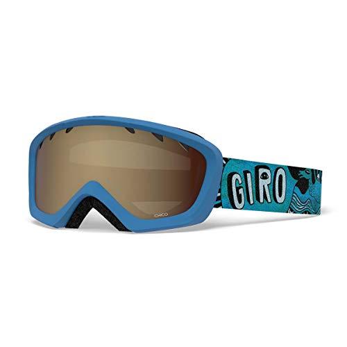- Giro Chico Kids Snow Goggles Blue Tagazoo - Amber Rose