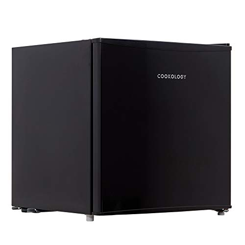 Cookology MFZ32BK Black Table Top Mini Freezer | A+ Rated, 32 Litre, 4 Star...