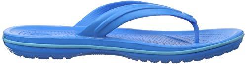 Unisex Blue Ocean Electric Flop Flip Crocband Crocs Y0dqUY