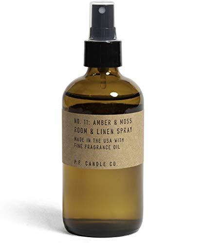 P.F. Candle Co. No. 11: Amber & Moss Room Spray 7.75 fl oz ()