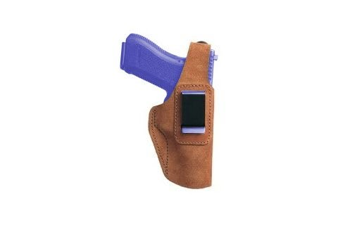 Bianchi Gun Leather 6D ATB Inside Waistband Glock 19, 23 Hip Holster (Right Hand, Size:11)