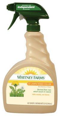 Whitney Farms 0901110 Lawn Weed Killer, 32 Oz