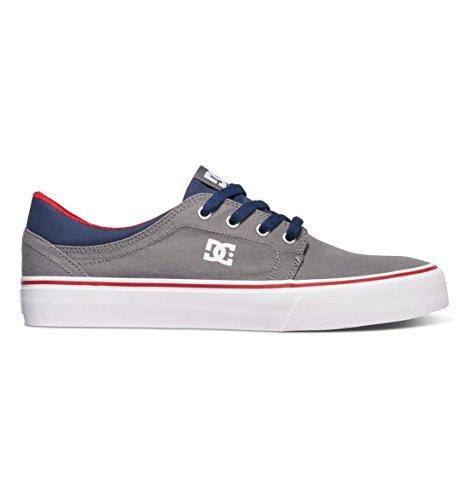 Homme dark Trase Tx Navy Baskets Mode Shoes Grey Dc qHngwU4XS
