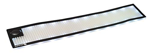 EastEyes-Perfect-ManCave-Bar-Decoration-LED-Bar-Mat-Bar-Mat-Rubber-Bar-Mat-Rubber-Service-Spill-Mat-Bar-Decoration-Frat-Party-Decor-Frat-party-supplies-LED-Lit-Bar-Mat