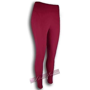 d7a57de74ddbaf Ladies Jodhpur Horse Riding Leggings Womens Jodpur Pant Trousers Size 8 10  12 14: Amazon.co.uk: Clothing