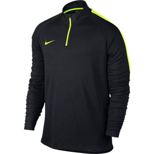 M verde volt Uomo Maglietta Dril Acdmy Nero nero Nike d0wfBqHd