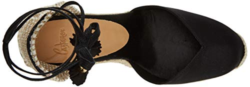 Fw18006 Femme Chiara 100 8ed Espadrilles Noir Castañer Negro wPAF6qRq