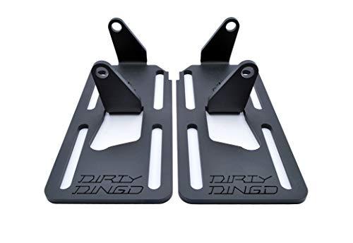 (Dirty Dingo E-Z LS Conversion Engine Mount Plain Steel Check Fitment Chart DD-3550C )