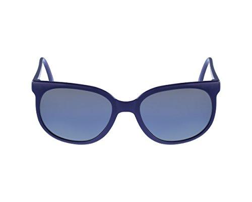 Vuarnet 002 Sunglasses - Blue Frame with Polarized SX1000 - Sunglasses Vaurnet