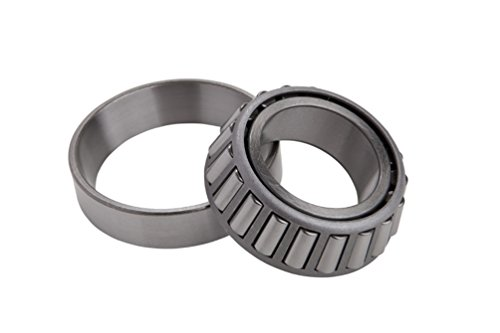 NTN Bearing 30209 Tapered Roller Bearing Cone and Cup Set, Steel, 45 mm Bore, 85 mm OD, 20.75 mm Width