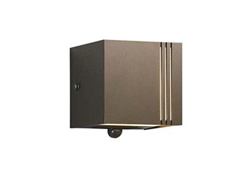 コイズミ照明 人感センサ付ポーチ灯 マルチタイプ ブラウンメタリック色 AU45803L B01G8GPM70