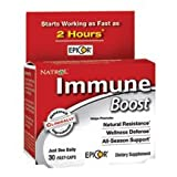 Natrol Immune Boost Capsule – 30 per pack – 2 packs per case. For Sale