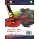 Bulk Buy: Royal Brush Palette Paper Pad 5''X7'' 35pgs/Pkg RD364 (6-Pack)