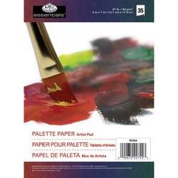 Royal Brush Palette Paper Pad 5X7 35pgs//Pkg RD364 Bulk Buy 6-Pack