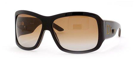Amazon.com: Dior anteojos de sol Lovingly Dior 1 Kvb BRN ...