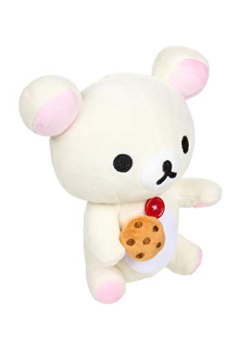 Korilakkuma Cookie Plush | 6.5 Inches | Rilakkuma Plushies 2