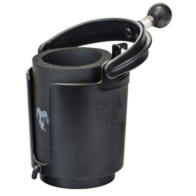 RAM Level Cup 16oz Drink Holder with Ball: Sports & Outdoors [5Bkhe1411261]