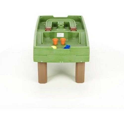 Step Naturally Playful Sand And Water Activity Table Walmart