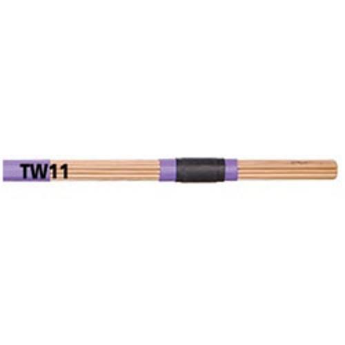 Rod Drumsticks (Vic Firth Steve Smith Tala Wand -- Bamboo)