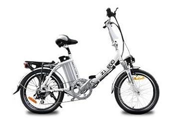 Bicicleta elctrica y plegable e go