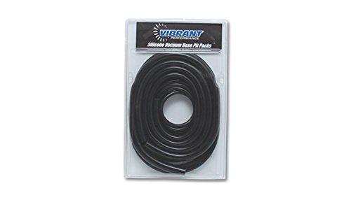 Vibrant 2104 Black Silicone Vacuum Hose Pit Kit