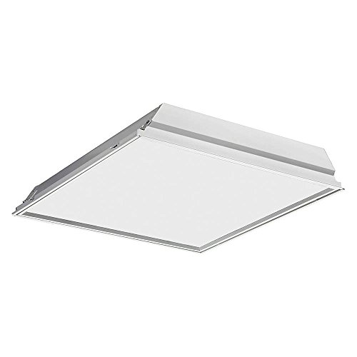 (ACUITY LITHONIA Acuity Brands Lighting - 2GTL 2 20L SWL EZ1 LP835 - Recessed Troffer, LED Replacement For U-Bend, 3500K, Lumens 2000, Fixture Rated Life 50, 000 hr.)
