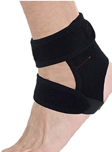 Soporte para tendón de Aquiles, de neopreno, tobillera de alivio para tendinitisEl diseño único de este