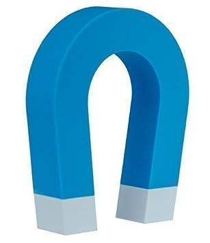 Magnetica Chiave Conservare Portachiavi Magnetico Kobert-Goods Portachiavi Titolare Ferro di Cavallo con Magnetica in Disponibile in 3/Colori