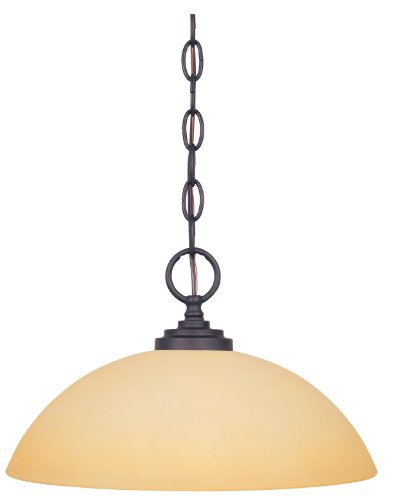 Designers Fountain 83232-ORB Marbella Down Pendant, Oil Rubbed Bronze