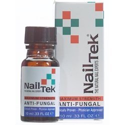 Nail Tek Maximum Strength Anti-Fungal 0.33 fl oz (10 ml)