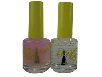 Amazon.com: Hong Kong Chica UV Air Brush 2 en 1 Top Coat ...