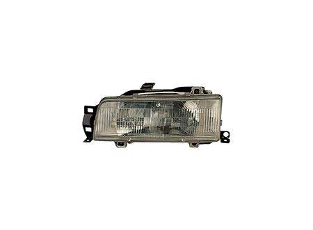 Fits 1988-1992 Toyota Corolla Head Light Driver Side TO2502102 4dr For Sedan/4dr wagon; USA/For Canada Built - replaces 81150-02020