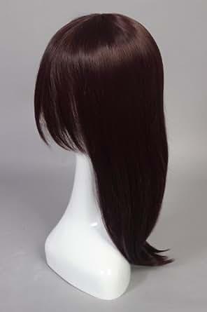 CosplayerWorld Cosplay Wig Tea Brown 60cm Cosplay Wig Fashion Girl Boy Gothique Lolita Long Wig Shipping Free