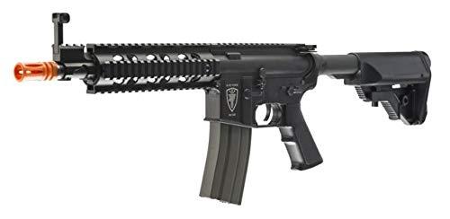 Umarex Elite Force M4 AEG Automatic 6mm BB Rifle Airsoft Gun, CQB, Black