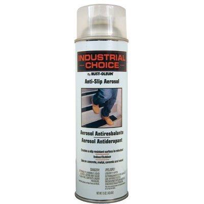 (15-oz. Rust-Oleum Industrial Choice As2100 System Clear Anti-Slip Aerosols [Set of 6])