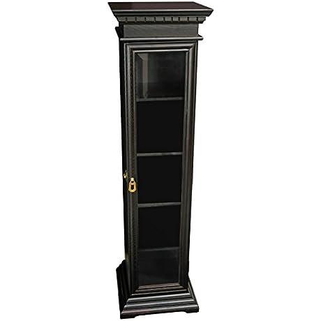 Oriental Furniture Rosewood CD Display Cabinet